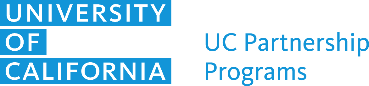 University of California UC Partnership Programs